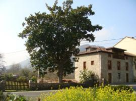 Casas de Aldea La Roza, Buelles