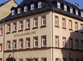 Hotel Goldener Löwe, Waldheim