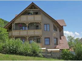 Pensiunea Valea Branzei, Năneşti