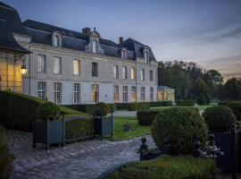Château de Courcelles, Courcelles-sur-Vesle