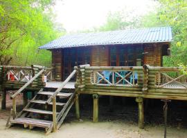 Cabaña del Bosque, El Islote