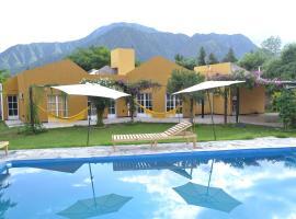 Casa Pucara, Cochangasta
