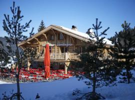 Le Lodge Chasse Montagne, Les Gets