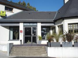 Hotel-Restaurant Du Lac, Joue-les-Tours