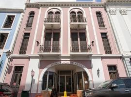 Hotel Plaza De Armas, San Juan