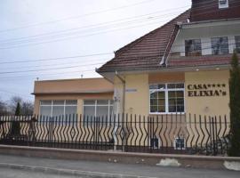 Casa Elixias, Sibiu