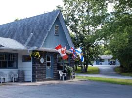 Wildwood Motel, Shelburne