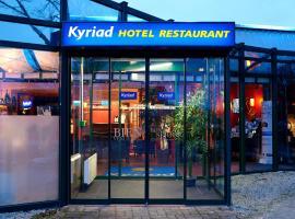 Kyriad Reims Est - Parc Expositions, Remeš