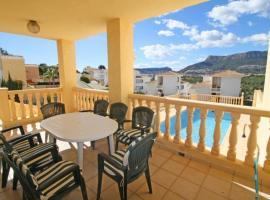 Apartment with views, terrace in Alicante, Casas de Torrat