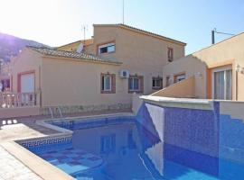 Bungalow with garden, pool in Alicante, La Canuta