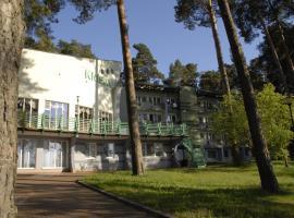 Centrum Szkoleniowo - Rekreacyjne Knieja, Rajgród