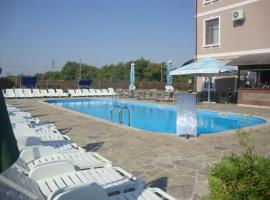 Korona Hotel, Tiraspol