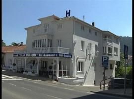 Hotel-Restaurante Casa Enrique, Solares