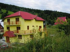 Casa Mora, Suceviţa
