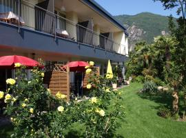 Charme Hotel Barbatè, Tegna