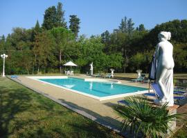 Villa Augusto, Cortona