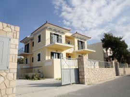 Karmela Day Rent Apartments, Aegina Town
