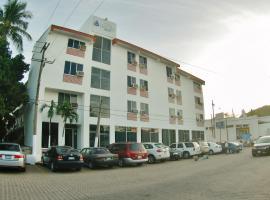 Hotel Club Nautico El Dorado, San Patricio Melaque