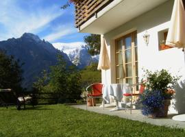 Pension Chalet Berkana
