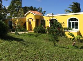 The Yellow House, Manati