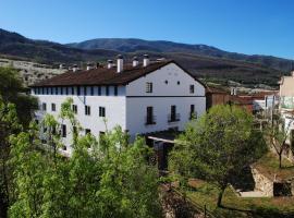 Hospedería Valle del Jerte, Jerte