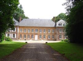 Chateau De Grosfy, Hugleville-en-Caux