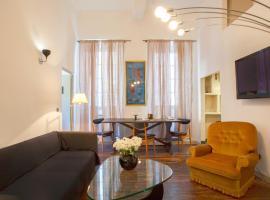 Appartement Place du Marché, Bastia