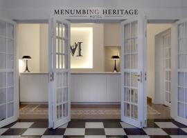 Menumbing Heritage Hotel, Pangkalpinang
