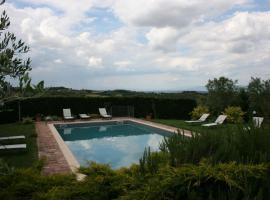 Villa Il Poggiarone, Montepulciano