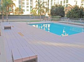 ApartUP Berlanga City of Arts I, Valencia