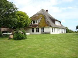 Bed and breakfast Isidorushoeve, Oosterend