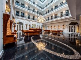 Prestige Hotel Budapest, Budapest