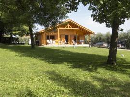 Casa di Legno, Civitella del Tronto