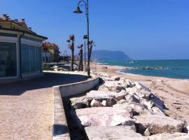 Appartamento sul mare, Porto Recanati