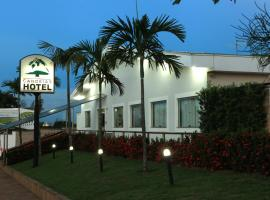 Candeias Hotel, Batatais