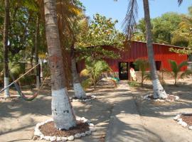 Surf Lodge La Casona, Llano de Los Patos