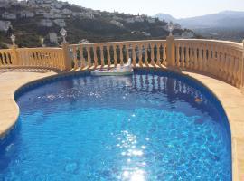 Villa Monte Pego, Pego