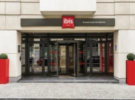 Ibis Brussels City Centre, Bruxelas