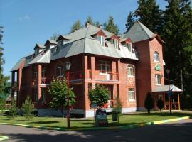 Dom Otdykha Pokrovskoye, Pokrovskoye-Zasekino
