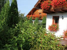 Casa Romantic, Sovata