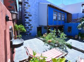 Casa Rural El Atajo, Chio