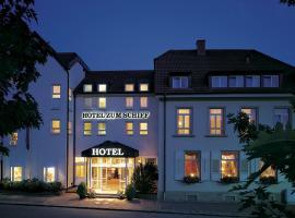 Hotel Zum Schiff, Freiburg im Breisgau