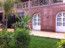 Appartement Badia Résidence Habiba, Bellouk