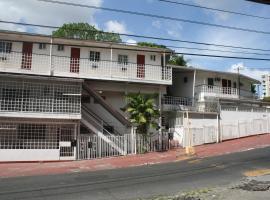 Casa Cuba Hostal, Monte Oscuro