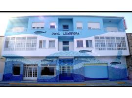 Hotel Langosteira, Fisterra
