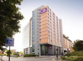 Premier Inn Sheffield City Centre - St. Mary s Gate