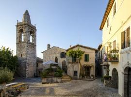 Casa Della Torre In Borgo Medievale, Stroncone