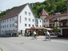 Hotel Gasthof Sonne, Fridingen an der Donau