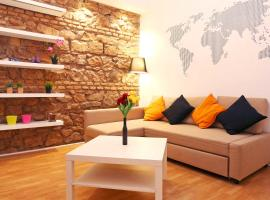 Rome in Apartment - Trastevere