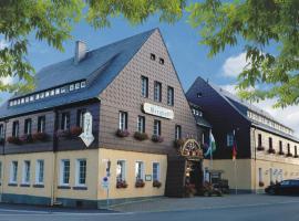 Hotel Berghof, Seiffen